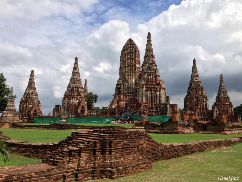 Ayutthaya - Tayland