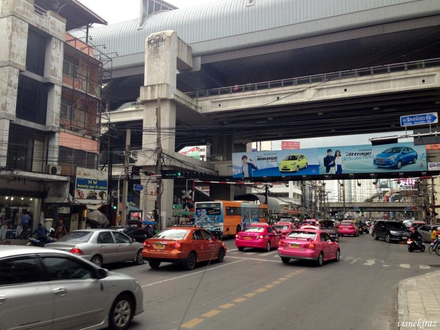 Metro hatti - Bangkok