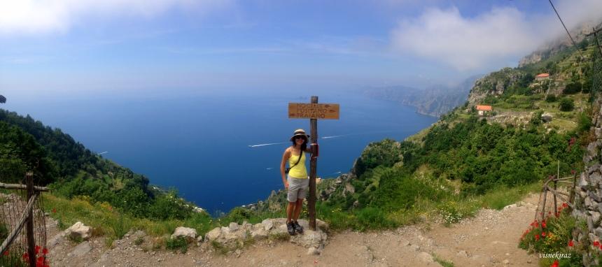 Sentiero degli Dei, Amalfi