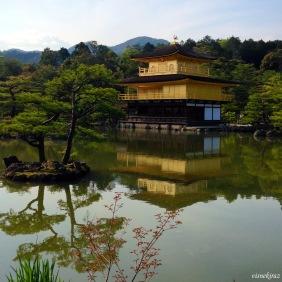 Kinkakuji - Altın tapınak