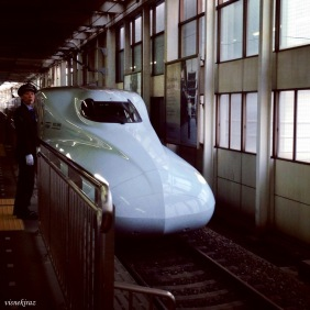 Shinkansen'in gelişi