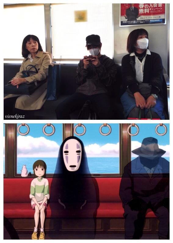 Miyazaki'nin dünyası, Osaka, Japonya
