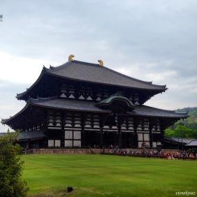 Todaiji Tapınağı, Nara