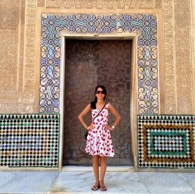 Nasrid Sarayı - Alhambra