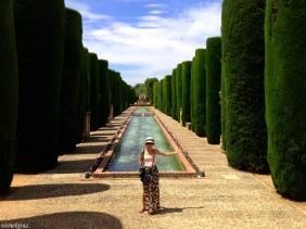 Bahçede - Alcazar de los Reyes Cristianos