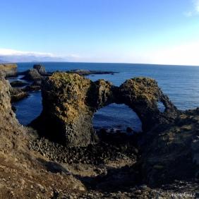 Lóndrangar Kıyıları
