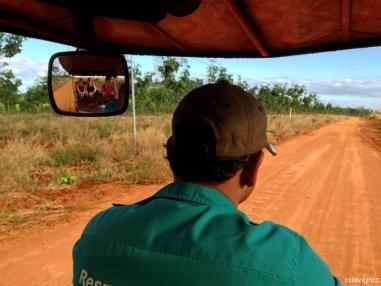 Ratanakiri yollar