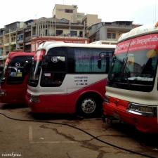 Eski otobüsler
